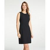 Flare Dress in Bi-Stretch