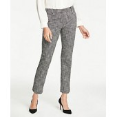 The Ankle Pant in Texture