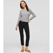 Slim Tie Waist Pants in Marisa Fit