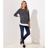 Maternity Skinny Jeans in Staple Dark Indigo Wash