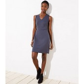 Scalloped Sheath Dress