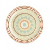 Denby Heritage Veranda Accent Plate in Yellow