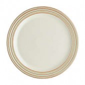 Denby Heritage Orchard Dinner Plate in Green