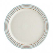 Denby Heritage Pavilion Dinner Plate in Blue