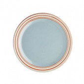 Denby Heritage Terrace Salad Plate in Grey