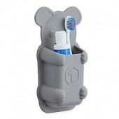 Tooletries Koala Pouch Silicone Toothbrush Holder