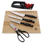 Zwilling J.A. Henckels Twin Signature 6-Piece Cutting Board Knife Set