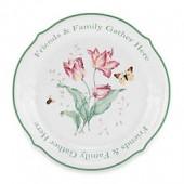 Lenox Butterfly Meadow Sentiment Dessert Platter