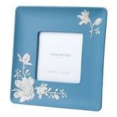 Wedgwood Magnolia Blossom 4-Inch x 4-Inch Picture Frame