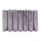 Madison Park Tufted Pearl Channel Bath Rug