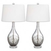 Pacific Coast Lighting Sparrow Table Lamps in Grey (Set of 2)