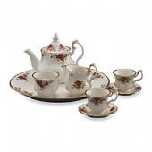 Royal Albert Old Country Roses Le Petite 9-Piece Mini Tea Set