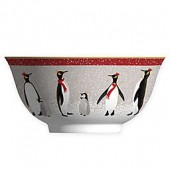 Portmeirion Red Penguin Candy Bowl