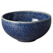 Denby Studio Blue Ramen Bowl in Cobalt