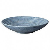 Denby Studio Blue Serving Bowl in Flint