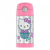 Thermos Hello Kitty 12 oz.FUNtainer Beverage Bottle in Blue