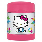 Thermos Funtainer BPA-Free 10-oz. Food Jar in Hello Kitty