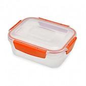 Joseph Joseph Nest Lock 18 oz. Food Storage Container in Orange