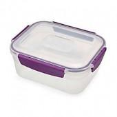 Joseph Joseph Nest Lock 63 oz. Food Storage Container in Purple