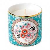 Wedgwood Wonderlust Camellia Green Tea and Aloe Scented Candle