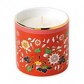 Wedgwood Wonderlust Crimson Jewel Red Berry and Apple Scented Candle