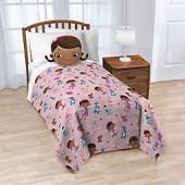 Disney Doc McStuffins Nogginz Pillow and Blanket Set