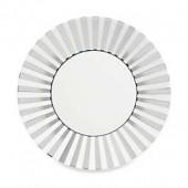 Wedgwood Jasper Conran Platinum Striped Accent Plate
