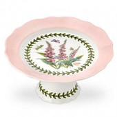 Portmeirion Botanic Garden Terrace Small Footed Cake Plate