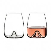 Waterford Elegance Stemless Wine Glasses (Set of 2)