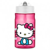 Thermos Hello Kitty 12-Ounce Tritan Water Bottle