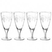 Qualia Orchard Iced Tea Glass (Set of 4)