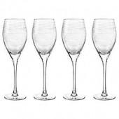 Qualia Graffiti White Wine Glasses (Set of 4)