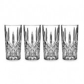 Marquis by Waterford Markham Highball Glasses (Set of 4)