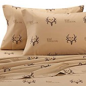 Bone Collector by Michael Waddell Sheet Set