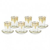 Classic Touch Water Glass (Set of 6)