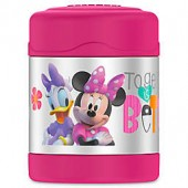 Thermos Funtainer BPA Free 10-Ounce Minnie Mouse Food Jar