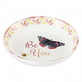 Lenox Butterfly Meadow Everyday Celebrations Be You Dish