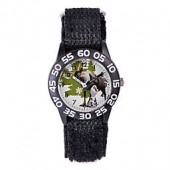 Disney Frozen Sven and Olaf Childrens 32mm Watch with Black Strap