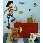 Disney Toy Story Woody Giant Peel and Stick Wall Decal