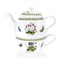 Portmeirion Botanic Garden Square Tea for One Set