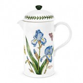 Portmeirion Botanic Garden 3.5-Cup Cafetiere Coffee Pot