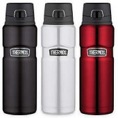 Thermos Stainless Steel King 24 oz. Vacuum Insulated Travel Tumbler