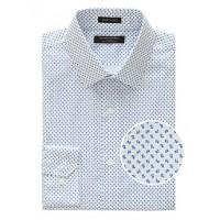 Grant Slim-Fit Non-Iron Floral Shirt
