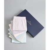 The Moderns - Seven-Piece Traditional-Fit Boxers Gift Set