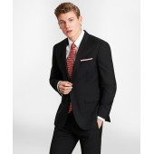 BrooksGate Milano-Fit Wool Suit Jacket