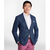 Milano Fit Textured Jersey Sport Coat