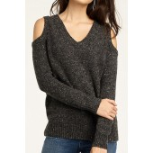 Page V-Neck Sweater