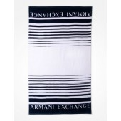 BARCODE BEACH TOWEL