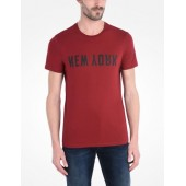 UPSIDE DOWN NEW YORK TEE