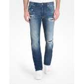 DESTROY WASH STRAIGHT FIT JEANS